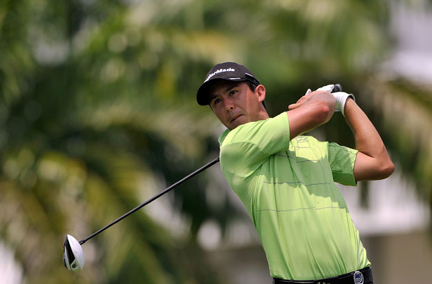 ISPS Handa Singapore Classic - Day One